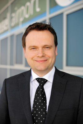 Lars Ernst wird neuer Geschäftsführer des Kassel Airport: Flughafen geht gut aufgestellt ins neue Jahr