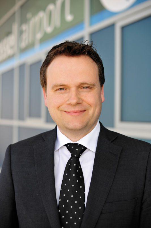 Lars Ernst, Kaufmännischer Leiter, Kassel Airport