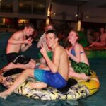 Disco Pool Party im Aquapark Baunatal am 11. Februar 2017