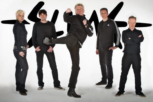 Sollten bei der diesjährigen Ausgabe des Rockair Festivals auftreten: Punk-Legenden Slime