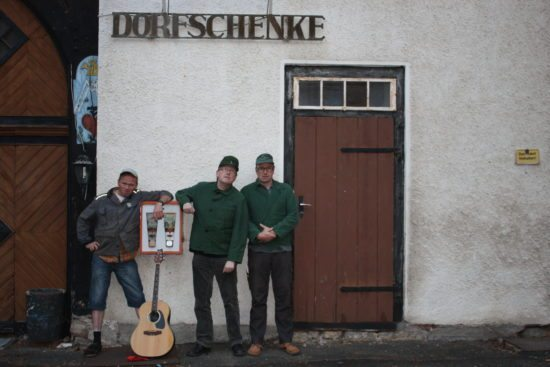 Kabarettnacht in Warburg