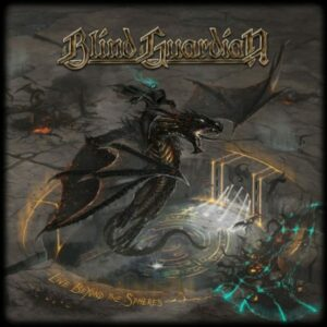 Das neue Album von Blind Guardian-Live Beyond The Spheres