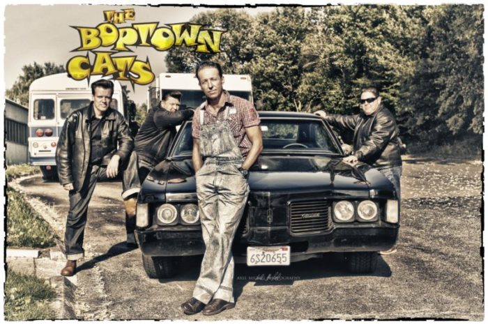 Boptown Cats