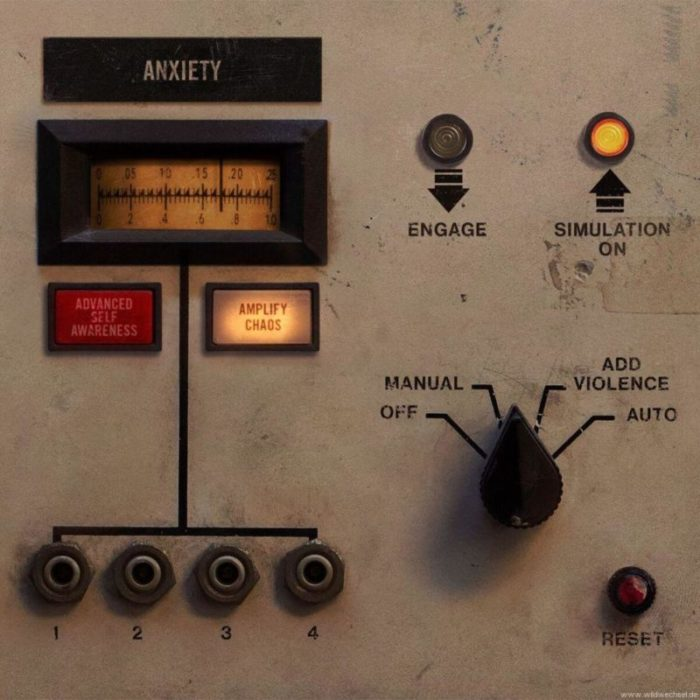 Nine Inch Nails - Add Violence EP (The Null Corporation)