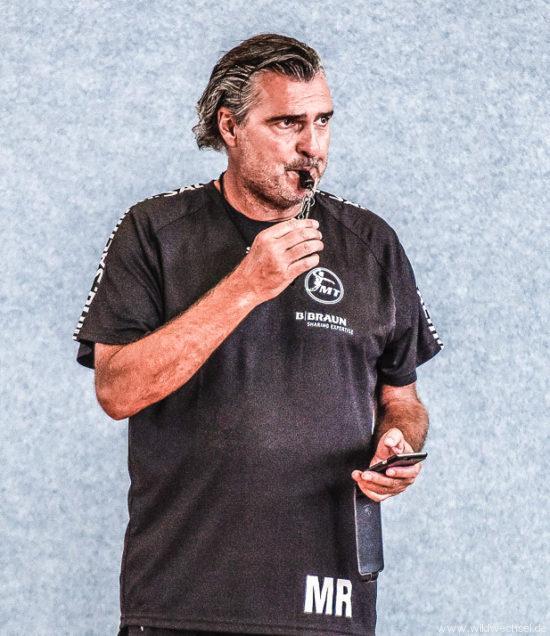 MT-Melsungen Saisonvorbereitung - Michael Roth: