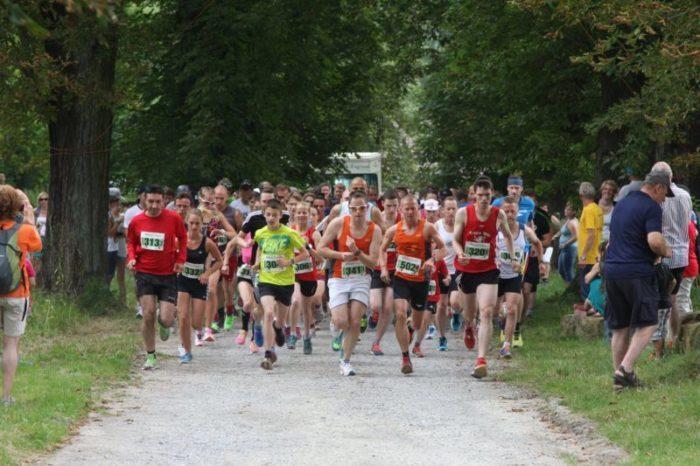 Auch dieses Jahr laufen wieder viele Läufer für den Schutz der Weißstörche