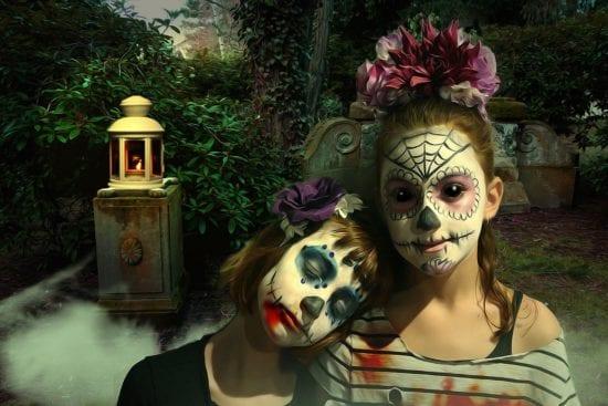 Día de los muertos - Halloween einmal anders