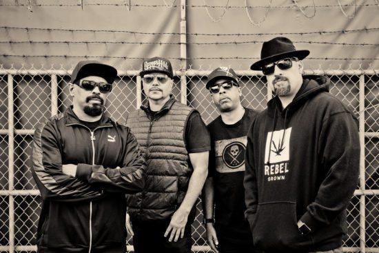 Cypress Hill kommen zum Summerjam