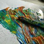Ausstellung in Fritzlar: Farbenfluss