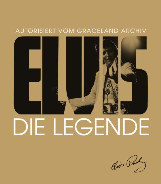 Gillina G. Gaar - Elvis – Die Legende