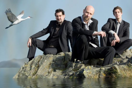 "Edgar Knecht Trio in Hofgeismar: ""Dance on Deep Waters"