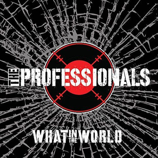 HE PROFESSIONALS - What In The World (Autonome Rec)