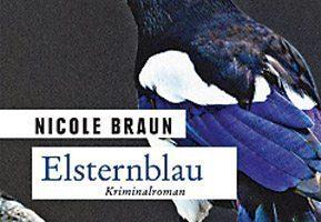 Elsternblau: Lesung von Nicole Braun in Rotenburg a. d. Fulda