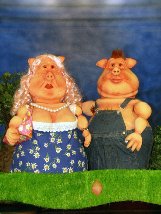 Kikeriki Theater: Erwin - ein Schweineleben