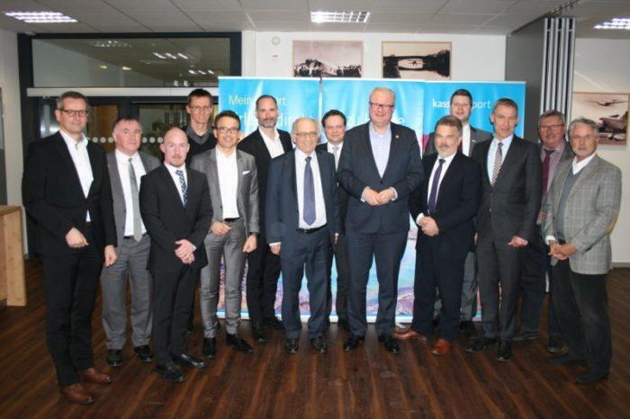 Kassel Airport: Neu ausgerichteter Flughafen-Beirat