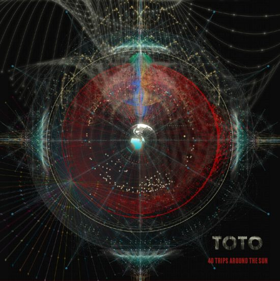 TOTO - 40 Trips Around The Sun (Legacy/Sony)