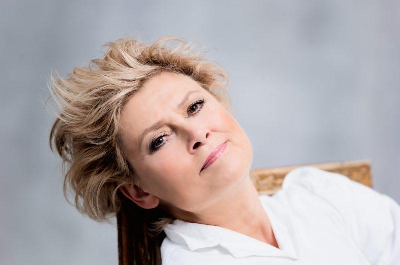 Gitte bitte! - Gitte Haenning im März in Paderborn-Elsen