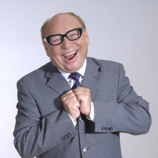 """Hans Joachim Heist in Bebra: """"Noch'n Gedicht"""" - der große Heinz Erhardt-Abend"""