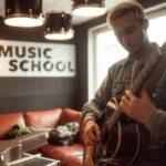 Kasseler Musikschüler mit Milky Chance in Frankfurt