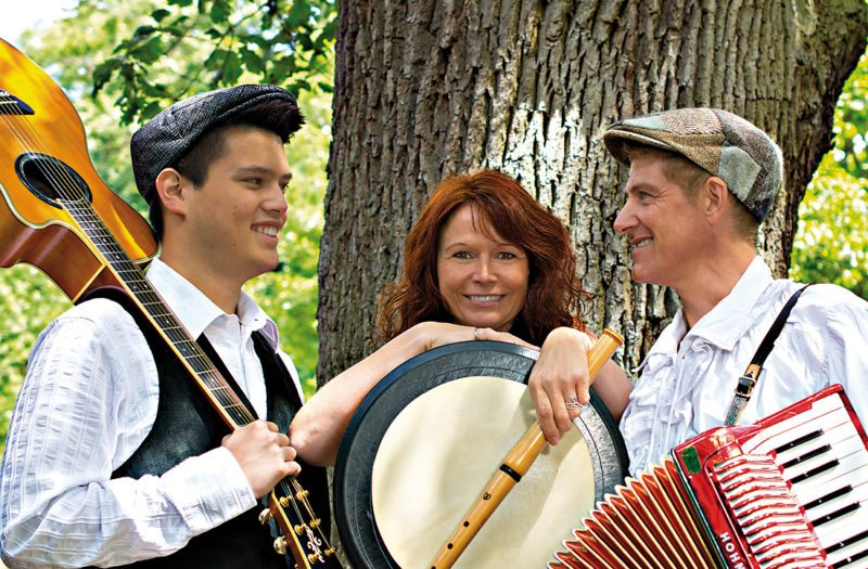 Irish Folk mit Woodwind & Steel in Borken