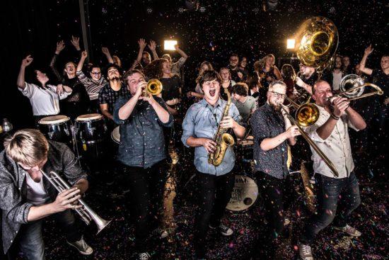 Broken Brass Ensemble © Marc de Fotograaf