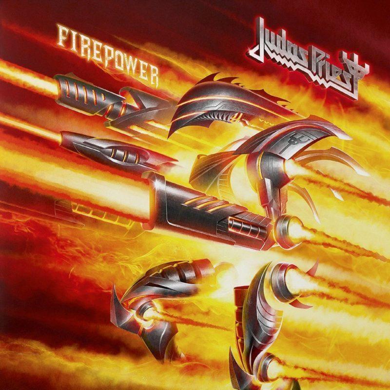 JUDAS PRIEST - Firepower (Sony Music)