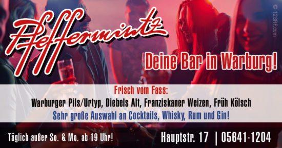 Musik-Café Pfeffermintz im Mai 2018