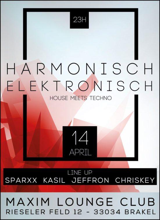 Elektro-Schmaus: RaveCage #3 im Maxim Club Brakel