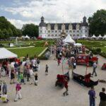 O'zapft is – Schloss Neuhäuser Biergarten am 10.-13. Mai 2018