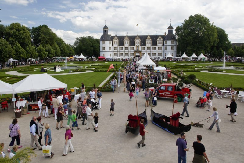 Bierfest Schloss Neuhaus