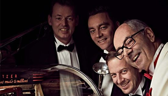 Das Glenn Miller Orchestra am 19. Mai 2018 in Bad Arolsen