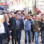 """""""Singen im Mai, alle dabei"""": Frankenberger Stadtfest 2018"""