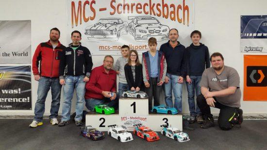 Erwachsenenspielzeug: Der MCS Schrecksbach lädt ein!