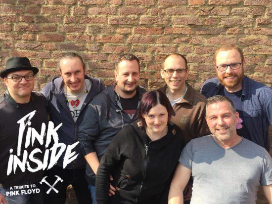 Alles Pink - Pink Floyd Tribute im Bürgerhaus Remsfeld