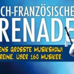 Deutsch-französiche Serenade am 12.5.2018 in Baunatal