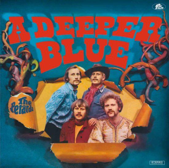 Vinyl lebt!  Die ersten vier Alben von The Petards werden neu aufgelegt