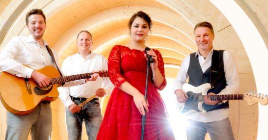Auf dem Blütenfestival 2018 treten ab 19:00 Uhr im Zur Post die Band Bejones auf.