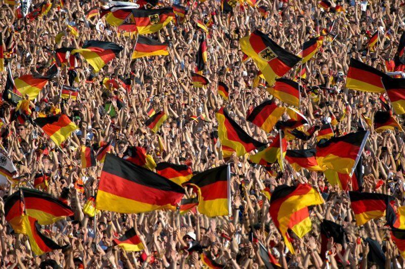 Fußball WM Public Viewing