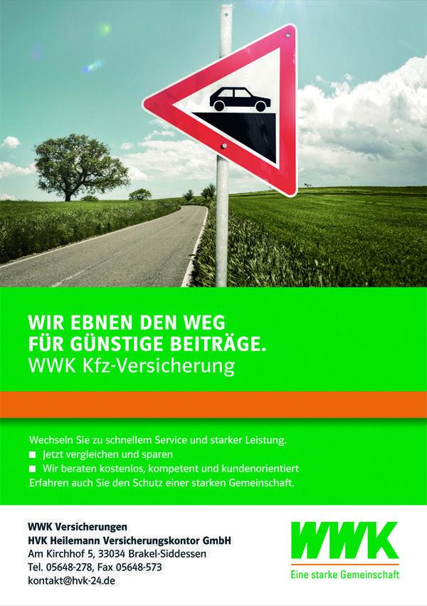 Wir werben im Wildwechsel – Die Anzeigenkunden aus den Printausgaben 06-2018