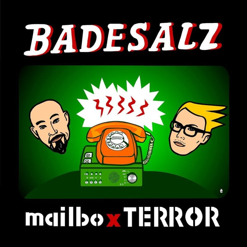 Badesalz - Mailbox Terror CD Cover