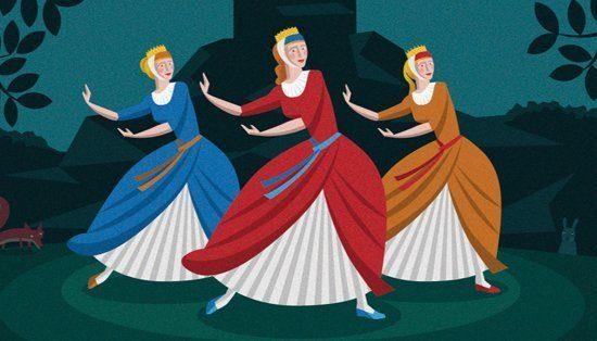 ''Die zertanzten Schuhe'' - Eine greifende Märchengeschichte