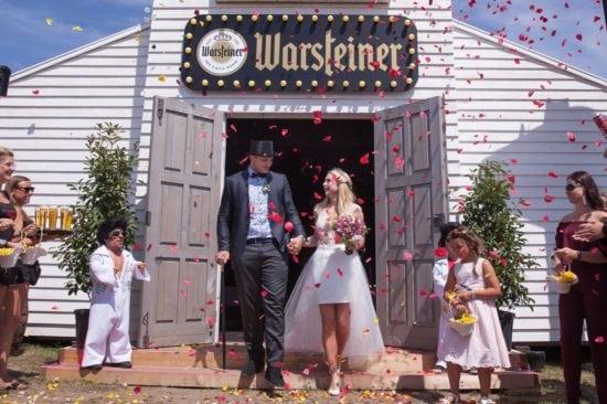 Heiraten in Parookaville – Bewerbungsstart zur einzigen Festivalhochzeit Deutschlands