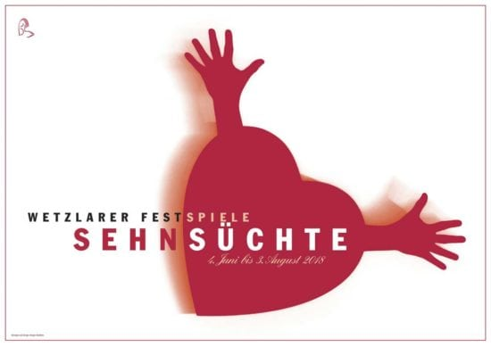 Von SehnSüchten - Wetzlarer Festspiele 2018
