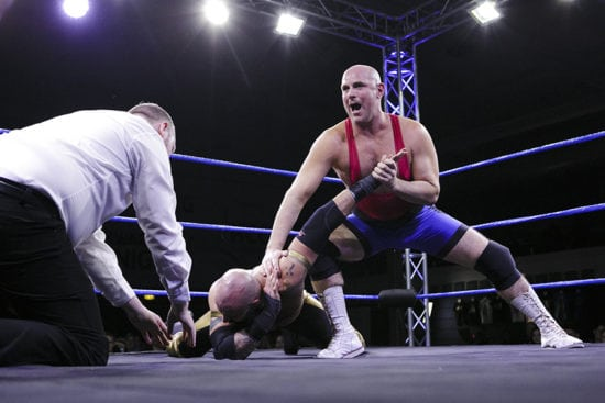 Power of Wrestling Rostock 2018