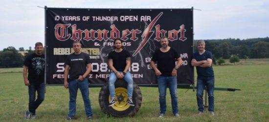 Thundershot Open Air 2018
