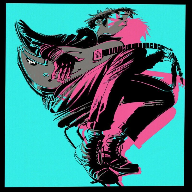 Gorillaz – The Now Now (Parlophone)