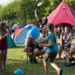 Inklusives Zeltlager bei den Hephata-Festtagen