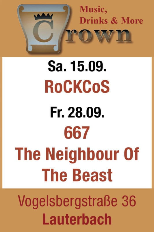 667 - The Neighbour of the Beast im Crown Lauterbach