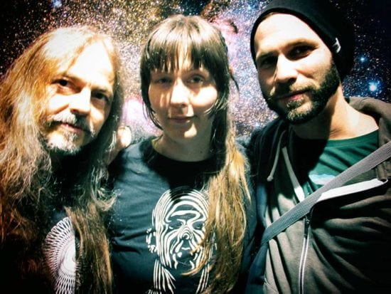 Electric Moon (Quelle: Homepage der Band)