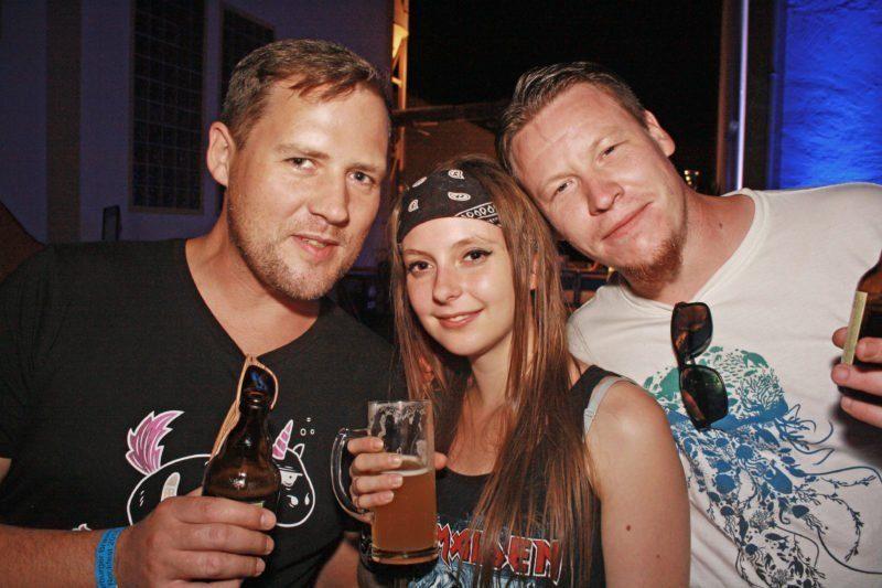 Brauerei-Rockfestival in Warburg 2018